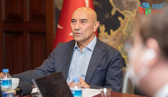 Başkan Soyer'den İzmir'de yapılacak 2021 Belediye Başkanları Zirvesi'ne davet