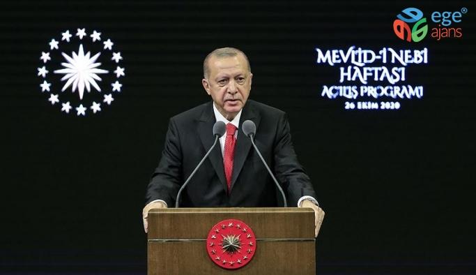 Cumhurbaşkanı Erdoğan'dan Boykot Çağrısı