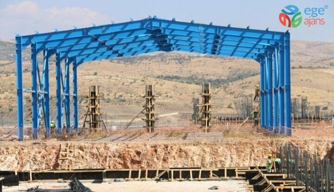 Devlet desteği ile yapımına başlanan fabrikada 3 bin kişi istihdam edilecek