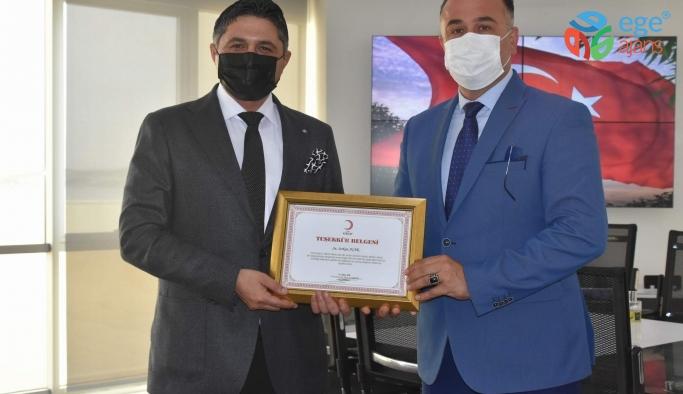 İzmir'in En Fazla Kan Bağışı Yapılan İlçesi Aliağa