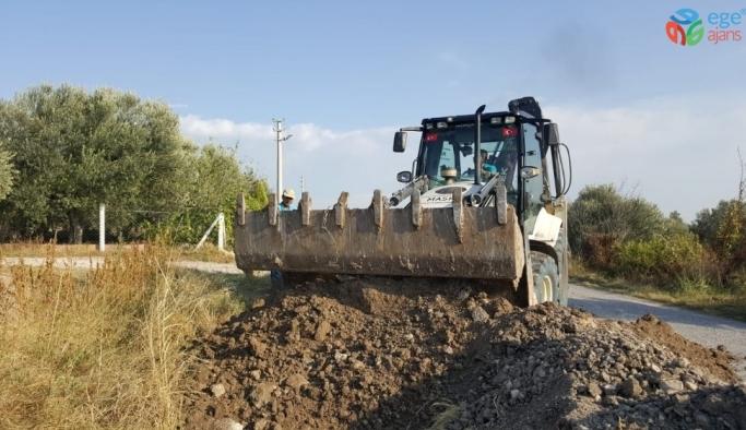MASKİ, tarım arazilerinin zarar görmesini engelledi