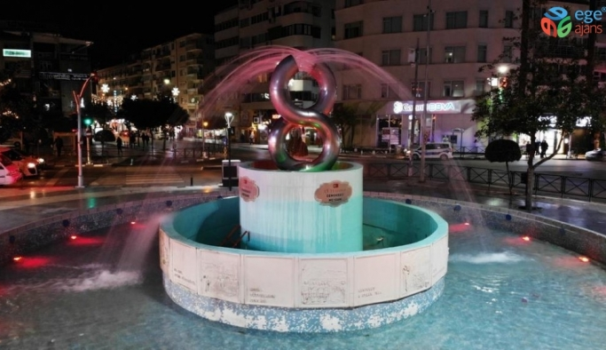 15 Temmuz Demokrasi Meydanı süs havuzu imaj değiştirdi