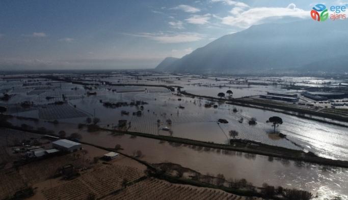 Manisa için çok kuvvetli sağanak yağış uyarısı