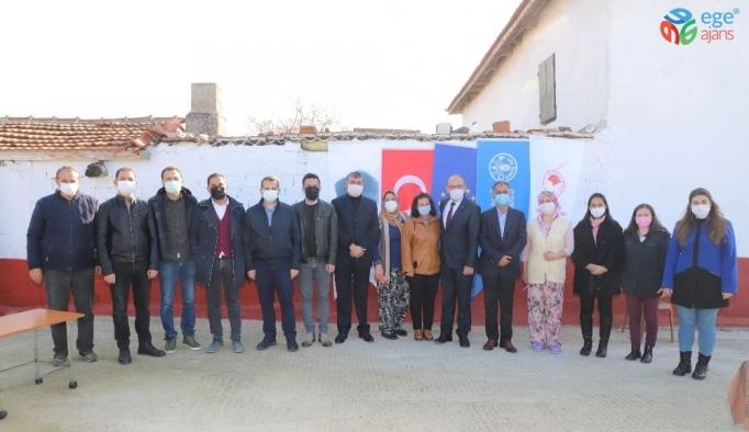 Turgutlu'da sürdürülebilir ve iyi tarım uygulamaları gerçekleştirilecek