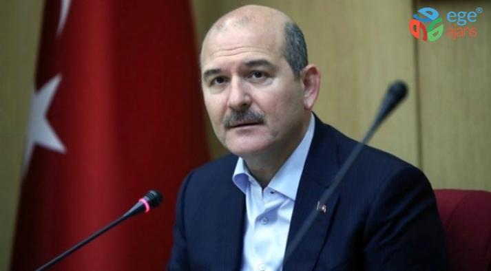 Bakan Soylu ve AK Parti Sözcüsü Çelik'ten başsağlığı mesajı
