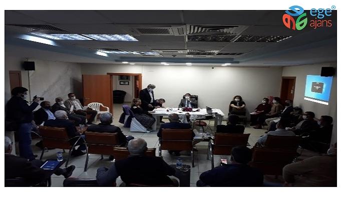 KARACASU'DA AK PARTİ VE CHP'Lİ MECLİS ÜYELERİ İTTİFAK YAPTI
