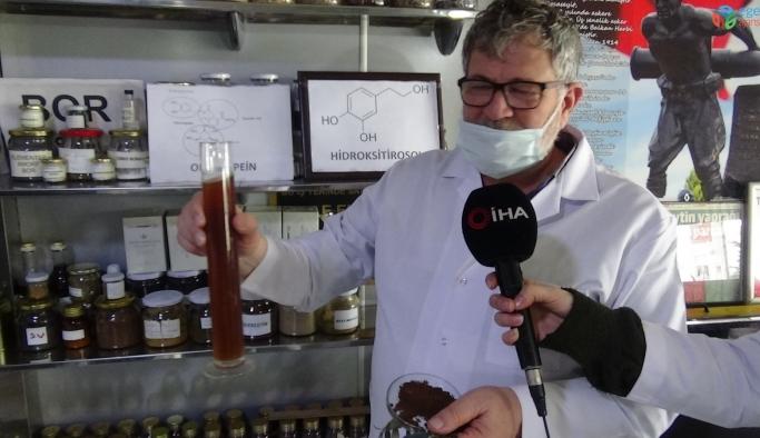 (Özel) Doğal şifa kaynağı Hidroksitirozol etken maddesini Türkiye'de üretti