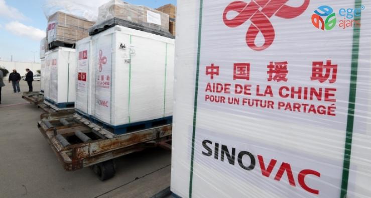 Avrupa İlaç Ajansı, Çin aşısı Sinovac'ın ön değerlendirme sürecini başlattı
