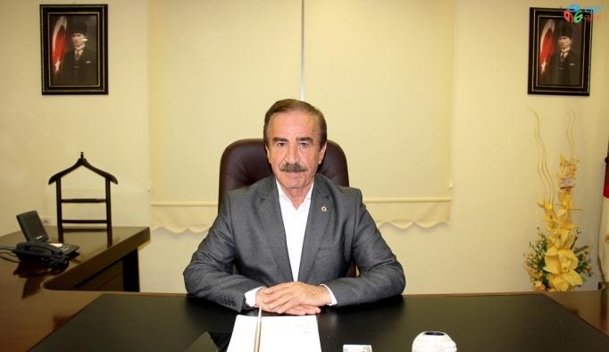 Başkan Fırat, taziye mesajı yayımladı