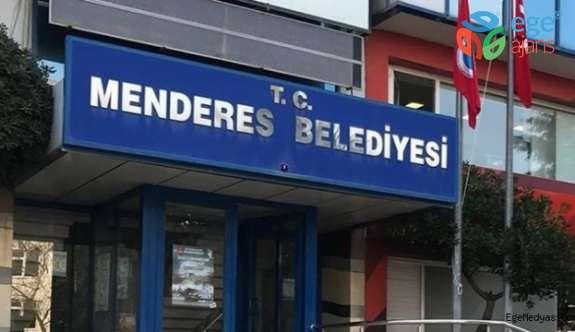 MENDERES'TE CHP'Lİ BELEDİYEDE KAZAN KAYNIYOR