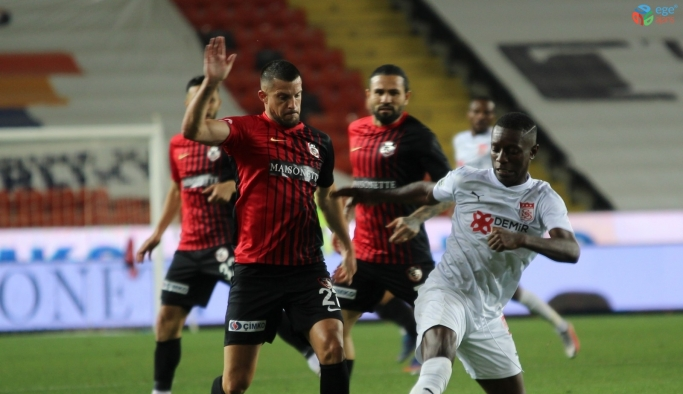 Süper Lig: Gaziantep FK: 0 - Sivasspor: 1 (Maç sonucu)