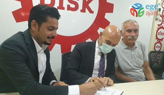 Disk Genel İş 2 Nolu Şube İle Toplu İş Sözleşmesi İmzalandı!