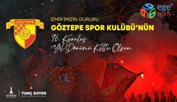 Göztepe Spor Kulübü 96 yaşında