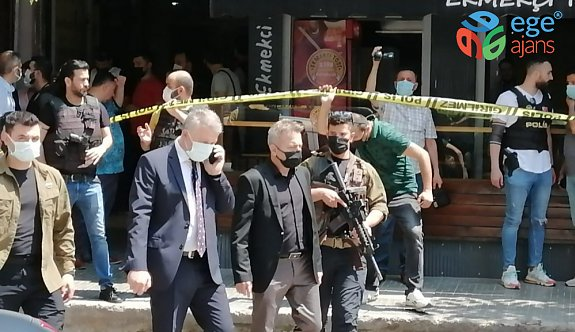 HDP İzmir İl Başkanlığı'na Yapılan Saldırıya Kınama