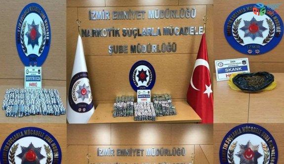 İzmir'de zehir tacirlerine darbe: 28 şüpheli tutuklandı