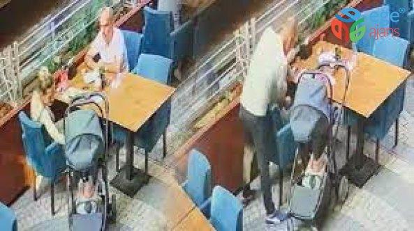 Manisa'nın Soma ilçesinde boşanma aşamasındaki eşi İ.Ç.'nin başına önce bardakla ardından da masadaki servis bıçağıyla vurarak yaralayan T.Ç., çıkarıldığı mahkemece tutuklandı.
