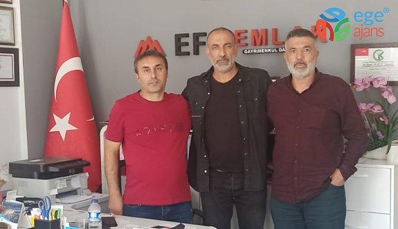 MARMARA BÖLGE BAŞKANI SALİH KAPTAN'DAN ANLAMLI ZİYARET