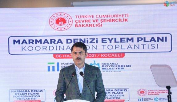 Marmara Denizi'ni Deniz Salyasından Kurtaracak Plan