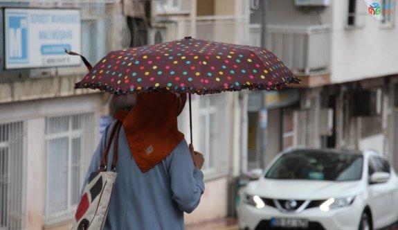 Meteoroloji'den Aydın'a sağanak yağış uyarısı