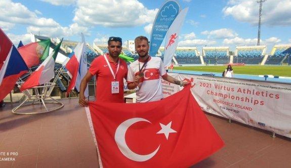 Kütahyalı Sporcu Oğuz Türker'den Bir Başarı Daha