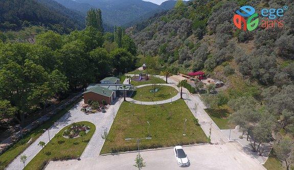 Park Orman Narlıdere açılıyor!