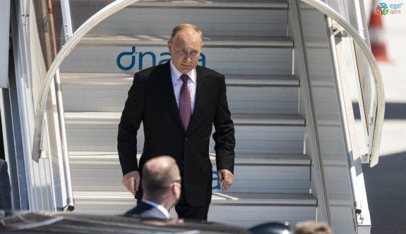Rusya Devlet Başkanı Putin, Cenevre'de