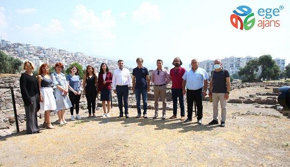 Smyrna'nın Unesco Adaylık Süreci Bayraklı'da Konuşuldu