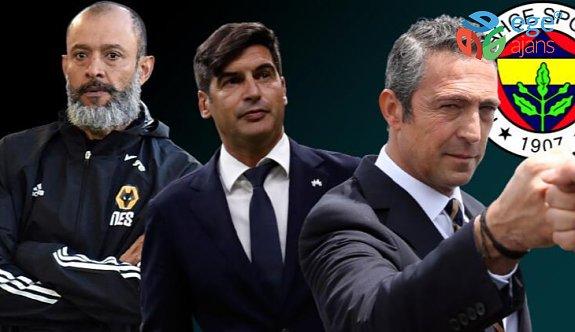 Herkes yabancı teknik direktör derken Türk hoca! Fenerbahçe'den ters köşe