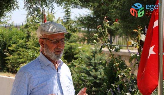 15 Temmuz şehit  babasından FETÖ PKK benzetmesi