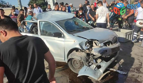 Afyonkarahisar'da zincirleme trafik kazası: Ölü ve yaralılar var