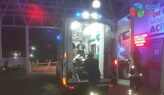 Aydın'da 13 işçi zehirlenme şüphesiyle hastaneye kaldırıldı