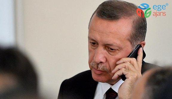 Başkan Erdoğan, Cudi'de üs bölgesindeki askerlerin bayramını kutladı