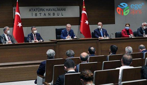 Cumhurbaşkanı Erdoğan'dan KKTC ziyareti öncesi flaş açıklamalar