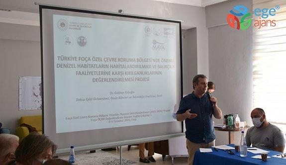 Foça Özel Çevre Koruma Bölgesi Çalıştayı düzenlendi