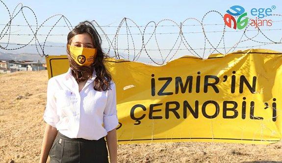 'İzmir'in Çernobili' üzerine yaptığı araştırmayla, uluslararası konferansta dünya birincisi oldu