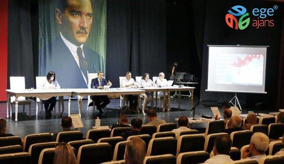 Konak Belediyesi temmuz ayı meclis toplantısı gerçekleşti