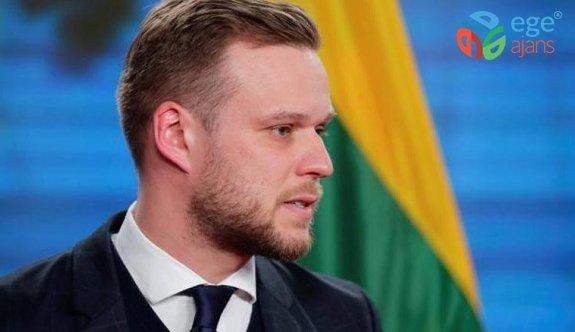 Litvanya dışişleri bakanı bugün Türkiye'de