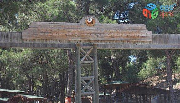 Ormanlara giriş yasaklandı