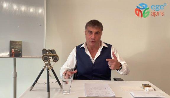 Sedat Peker'den yeni iddialar: Süleyman Soylu'nun gizli kasası Yüksel Ve Orhan Özyurt kardeşlerdir
