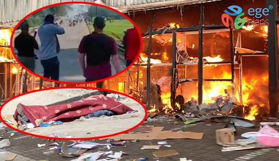 Son dakika haberler: Sokaklar ceset dolu! Yağma başladı, ATM'leri patlattılar