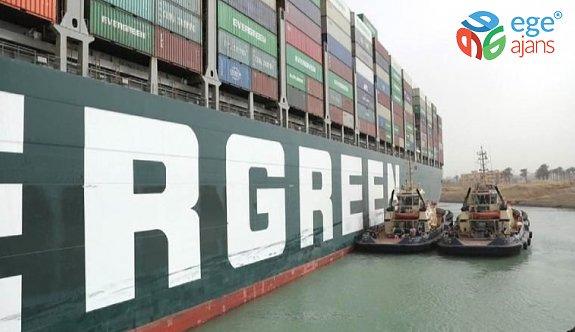 Süveyş Kanalı'nı tıkayan gemi serbest bırakılacak