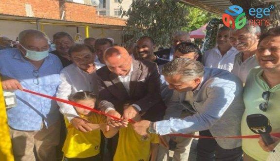 Türkiye'de ilk Çamdibi SK 4-6 yaş grubu çocuklara Temel Hareket Eğtim Merkezi'ni hizmete açtı