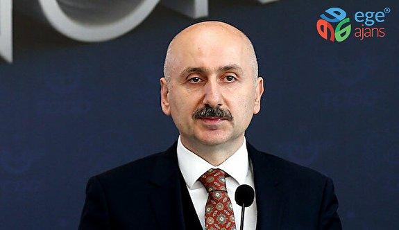 Ulaştırma Bakanı Adil Karaismailoğlu açıkladı! Kanal İstanbul ile birlikte yapılacak