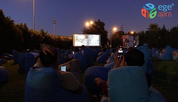 Yaz dönemi sinema gösterimleri başladı