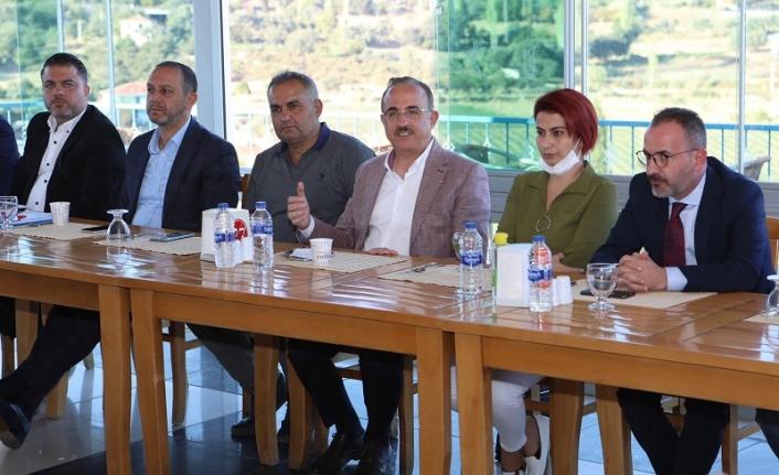 AK Parti İl Başkanı Sürekli'den 'Kiraz' çıkışı: Ayrımcılığa kurban ediliyor…