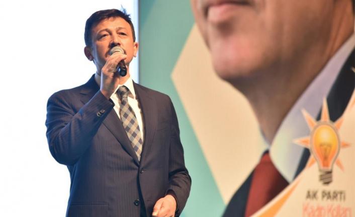 AK Partili Hamza Dağ canlı yayında duyurdu! İşte Cumhur İttifakı'nın oy oranı
