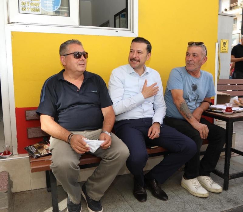 AK Partili Kaya'dan Konak'a 16 yeni okul müjdesi