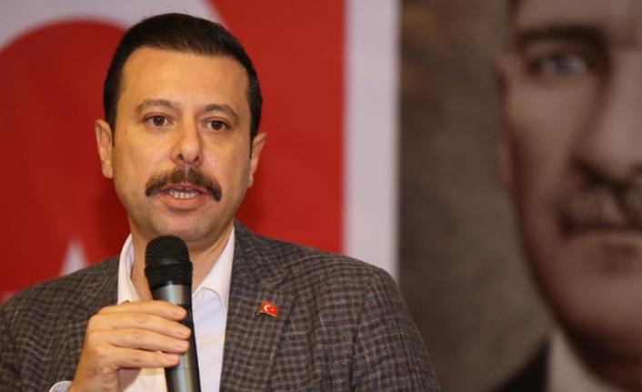 AK Partili Kaya'dan Soyer'e 'devir' tepkisi: Yazıklar olsun!