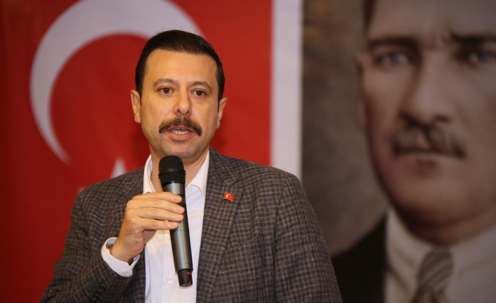 AK Parti'li Kaya'dan Kılıçdaroğlu'na 'emsal artışı' çıkışı