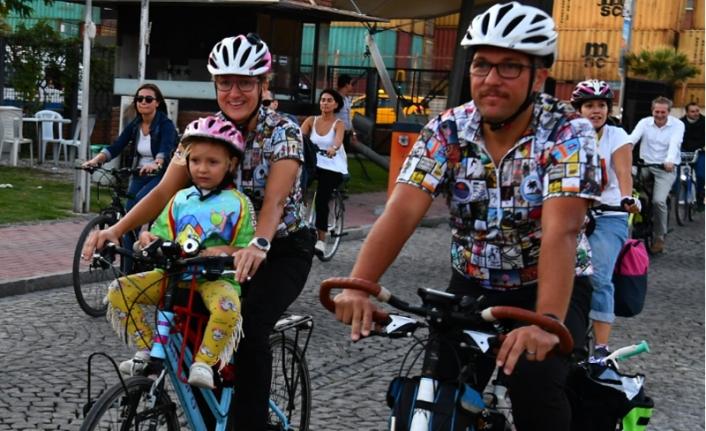 Avrupa Hareketlilik Haftası başladı: 7,5 km yol sadece bisikletin